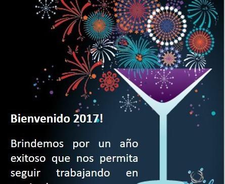 Muchos éxitos en este nuevo año!